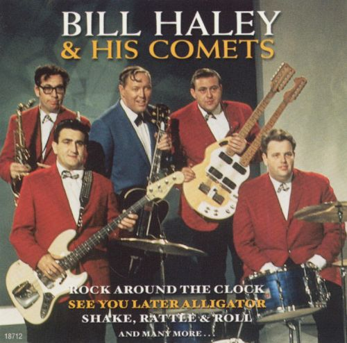 bill haley and his comets biography sample