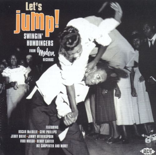 Let's Jump! Swingin' Humdingers from Modern Records