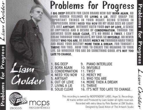 Problems for Progress