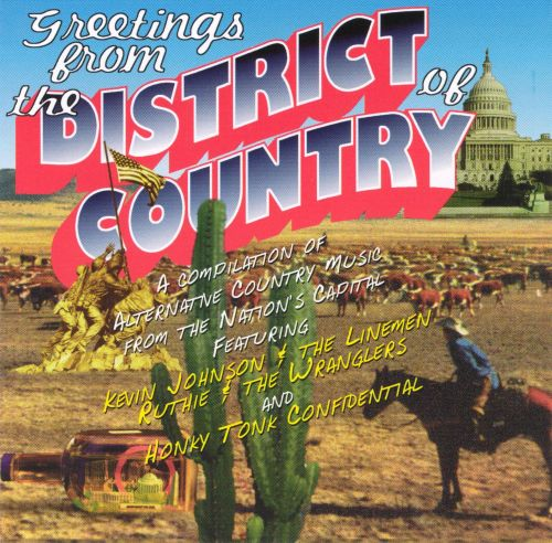 Greetings from the District of Country