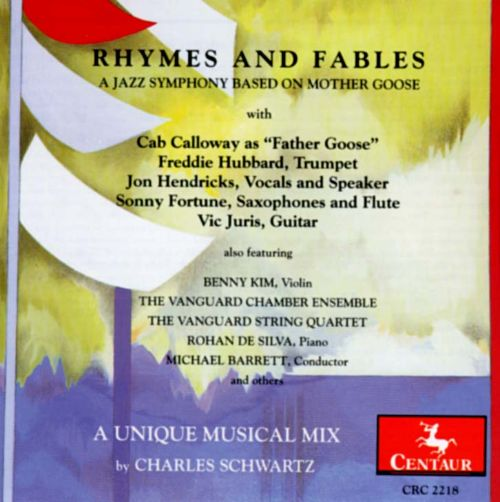 Rhymes and Fables:  A Jazz Symphony Based on Mother Goos