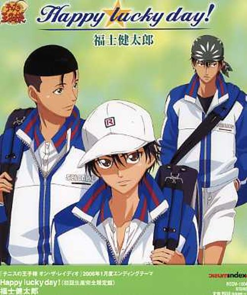 Happy Lucky Day Prince of Tennis