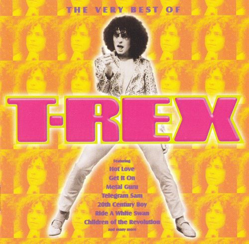 The Very Best of T. Rex [Crimson]