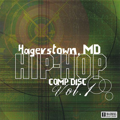 Hagerstown, MD Hip-Hop Comp Disc VOL1