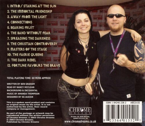 Maximum Evanecense: The Unauthorised Biography of Evanescence