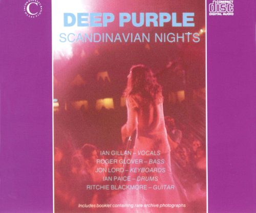 Scandinavian Nights: Live in Stockholm 1970