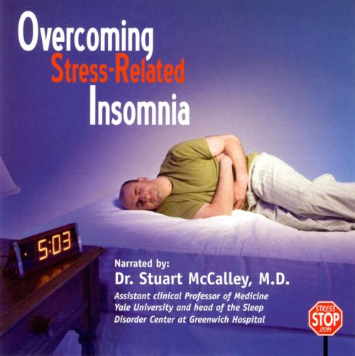 Overcoming Stress-Related Insomnia