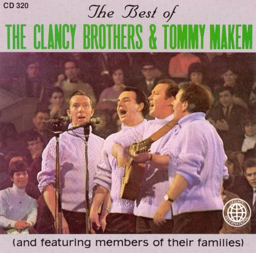 The Best of the Clancy Brothers [Columbia/Legacy]