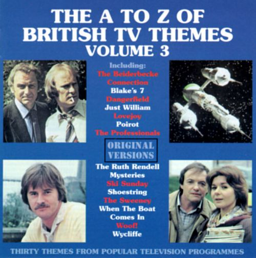A to Z of British TV Themes, Vol. 3