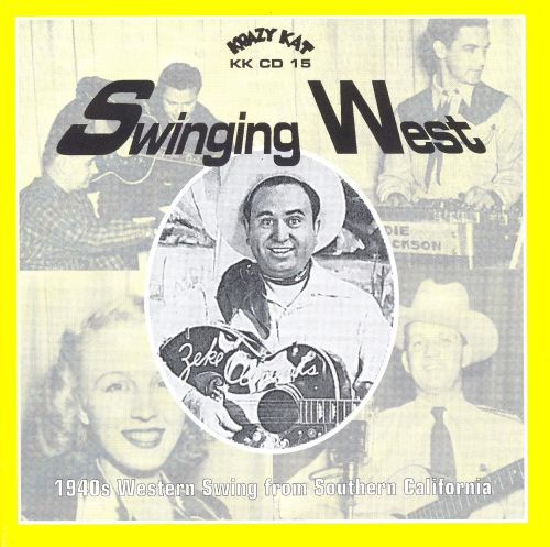 Swinging West: 1940s Western Swing from Southern California
