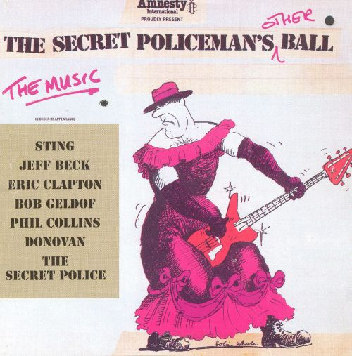 The Secret Policeman's Other Ball: The Music