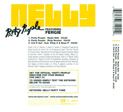 Party People [Maxi Single]
