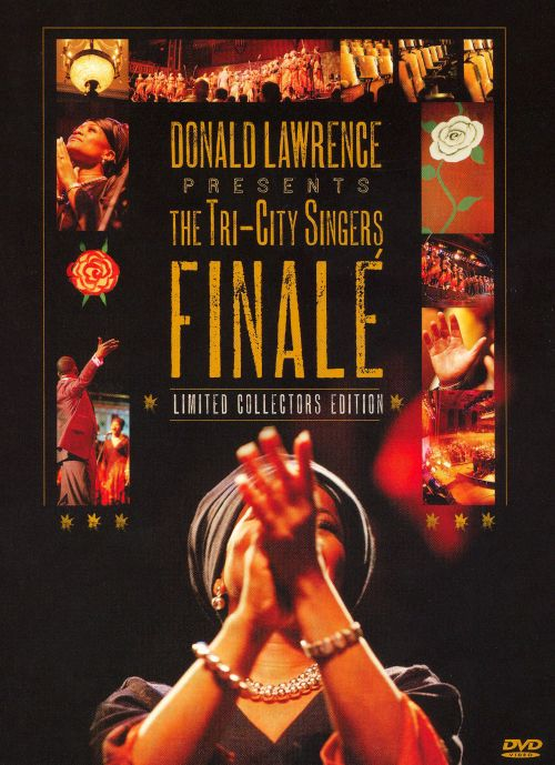 Donald Lawrence Presents: The Tri City Singers - Finale [DVD/CD]