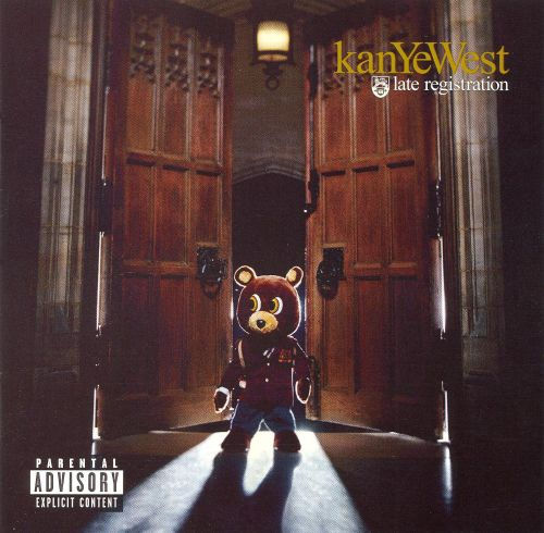 Late Registration - Kanye West (2004)