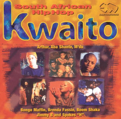 Kwaito south african hip hop various artists songs for Classic house music albums