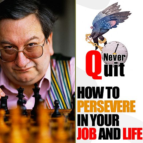 Never Quit!: How to Persevere in Your Job and Life