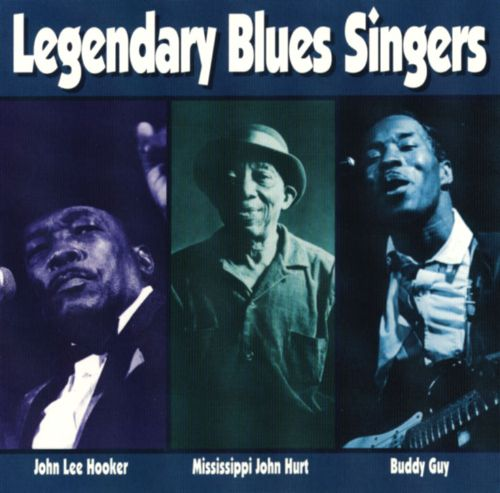 Legendary Blues Singers