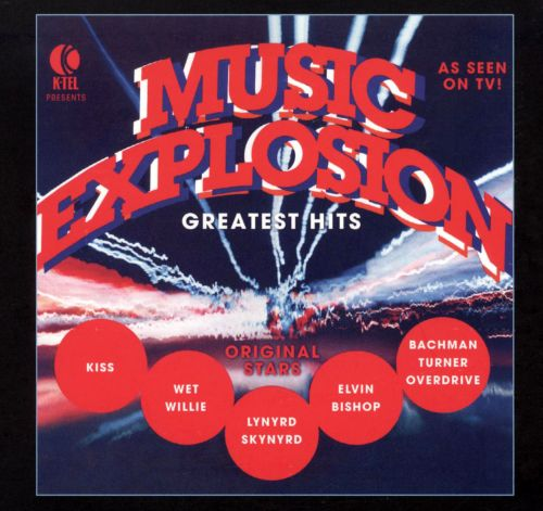K-Tel Presents: Music Explosion