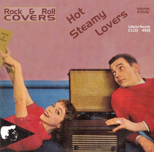 Rock and Roll Covers: Hot Steamy Lovers, Vol. 5