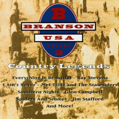 Branson USA, Vol. 3: Country Legends