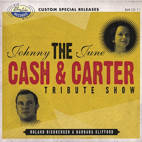 The Johnny Cash & June Carter Tribute Show