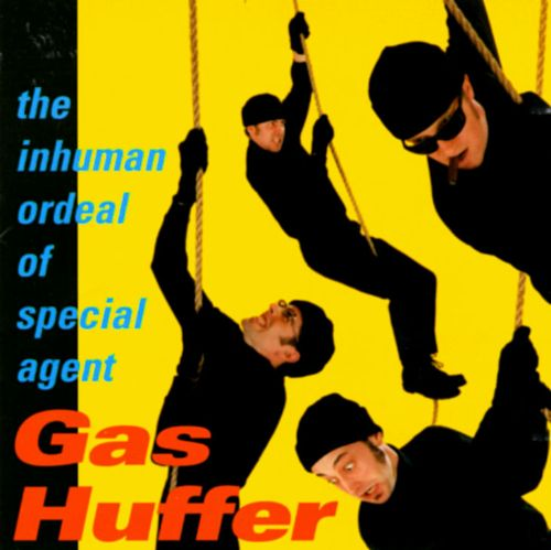 Inhuman Ordeal of Special Agent Gas Huffer