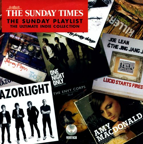 The Sunday Playlist: The Ultimate Indie Collection