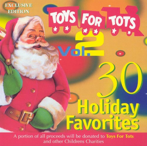 Toys For Tots Rating : Holiday favorites toys for tots vol exclusive
