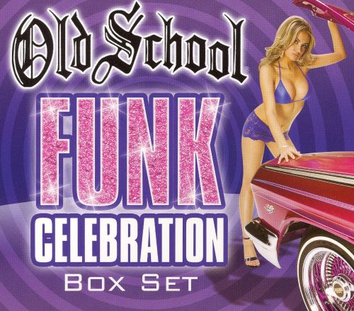 old school funk celebration