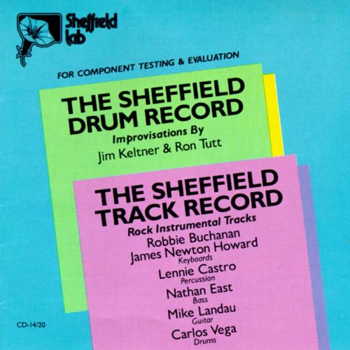 Sheffield Lab Drum and Track Disc
