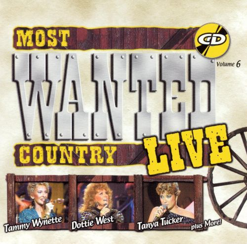 Most Wanted Country Live, Vol. 6