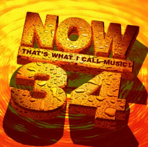 Now That S What I Call Music 34 Uk Various Artists