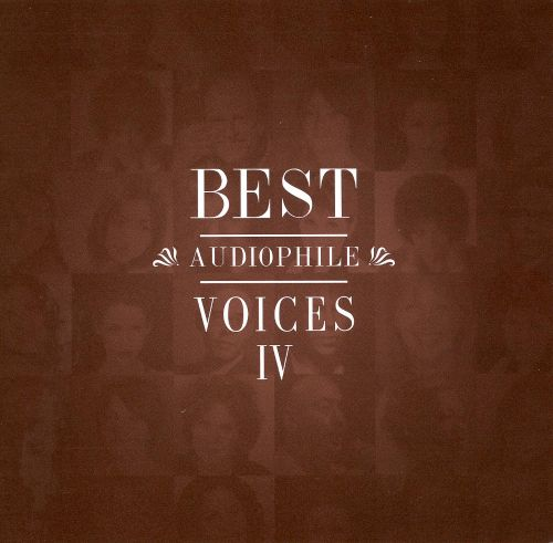 Best Audiphile Voices IV - Various Artists