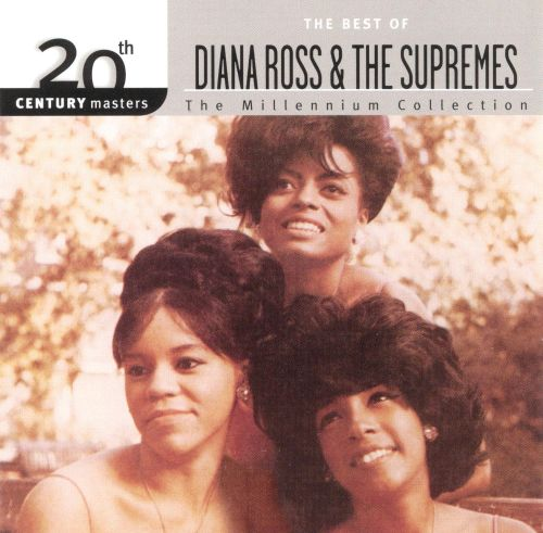 Diana Ross Discography >> 20th Century Masters: The Millennium Collection: Best of Diana Ross & the Supremes - The ...