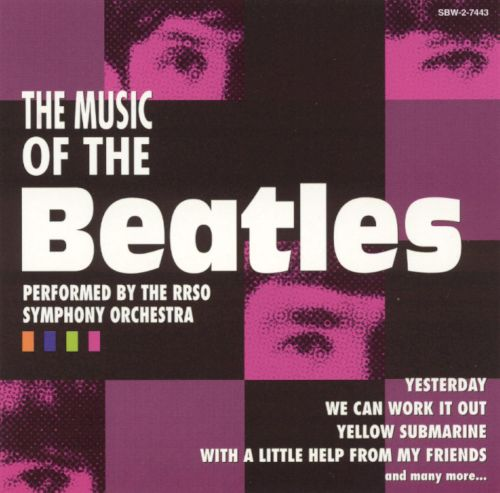 The Music of the Beatles, Vol. 3