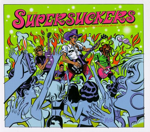 How the Supersuckers Became the Greatest Rock and Roll Band in the World