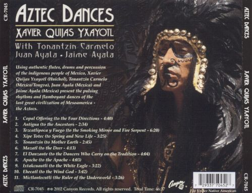 Aztec Dances