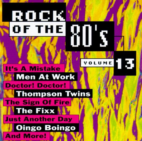 Rock of the 80's, Vol. 13