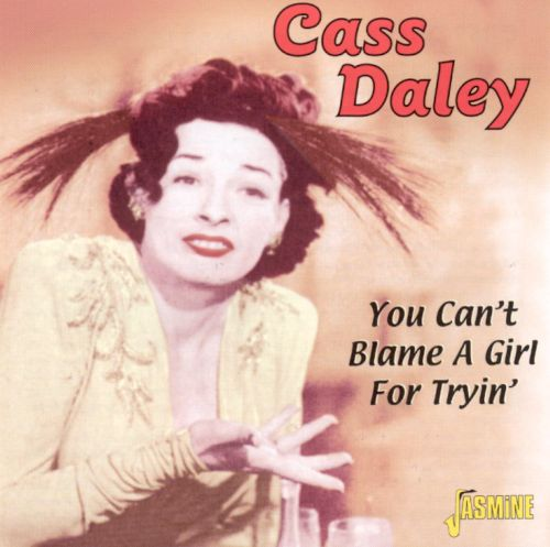 You Can't Blame a Girl for Trying