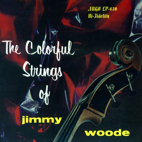 The Colorful Strings of Jimmy Woode