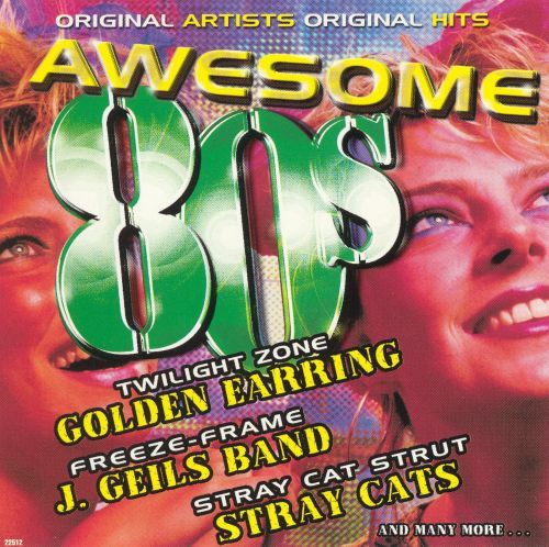 Awesome '80s, Vol. 5