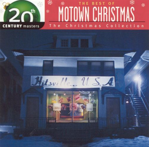 20th Century Masters - The Christmas Collection: The Best of Motown Christmas - Various Artists ...