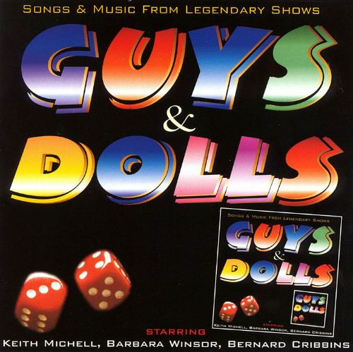 Guys and Dolls: Songs & Music from Legendary Shows [Highlights]