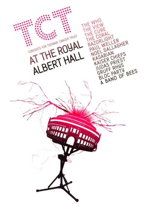 TCT: Concerts for the Teenage Cancer Trust at the Royal Albert Hall [DVD]