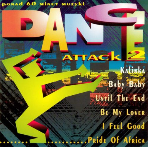 Dance Attack, Vol. 2