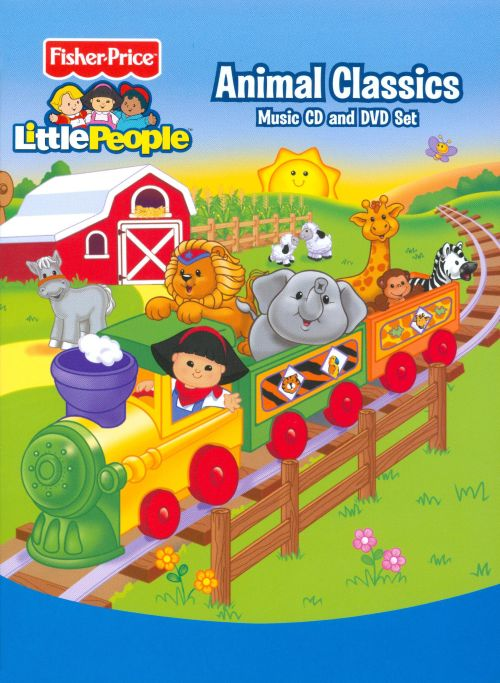 Little People: Animal Classics