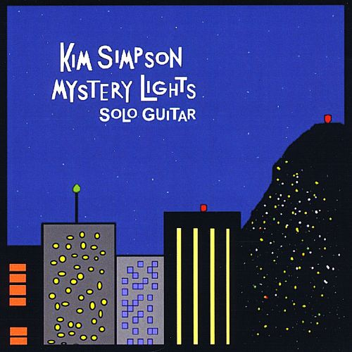 Mystery Lights: Solo Guitar