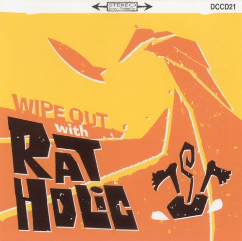 Wipe Out With Rat Holic
