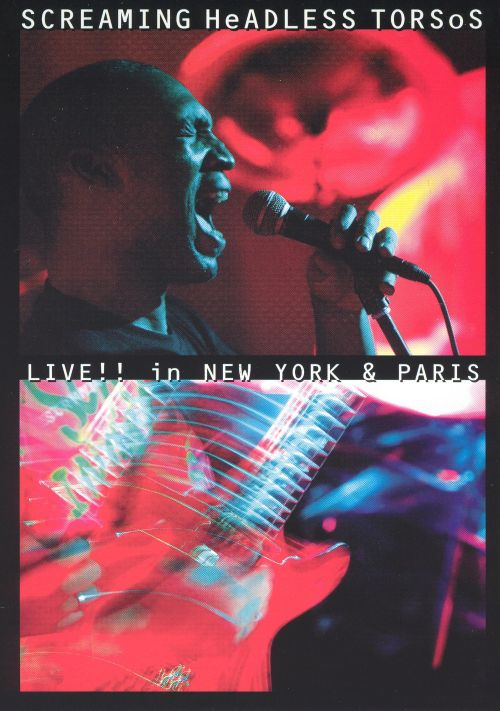 Live!! In New York & Paris [DVD]