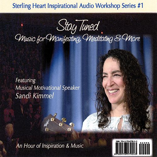 Stay Tuned: Music for Manifesting, Meditating & More